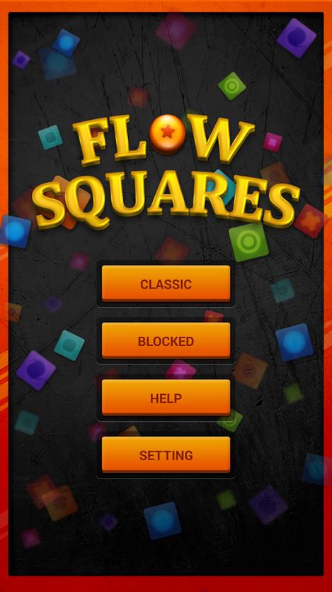 Flow Squares