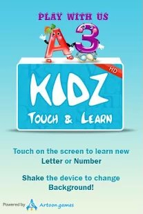 Kidz Touch & Learn HD