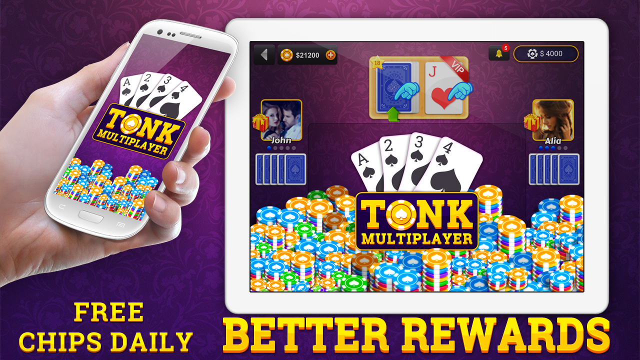 Tonk Multiplayer