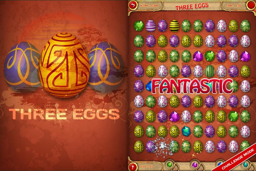 Three Eggs Lite
