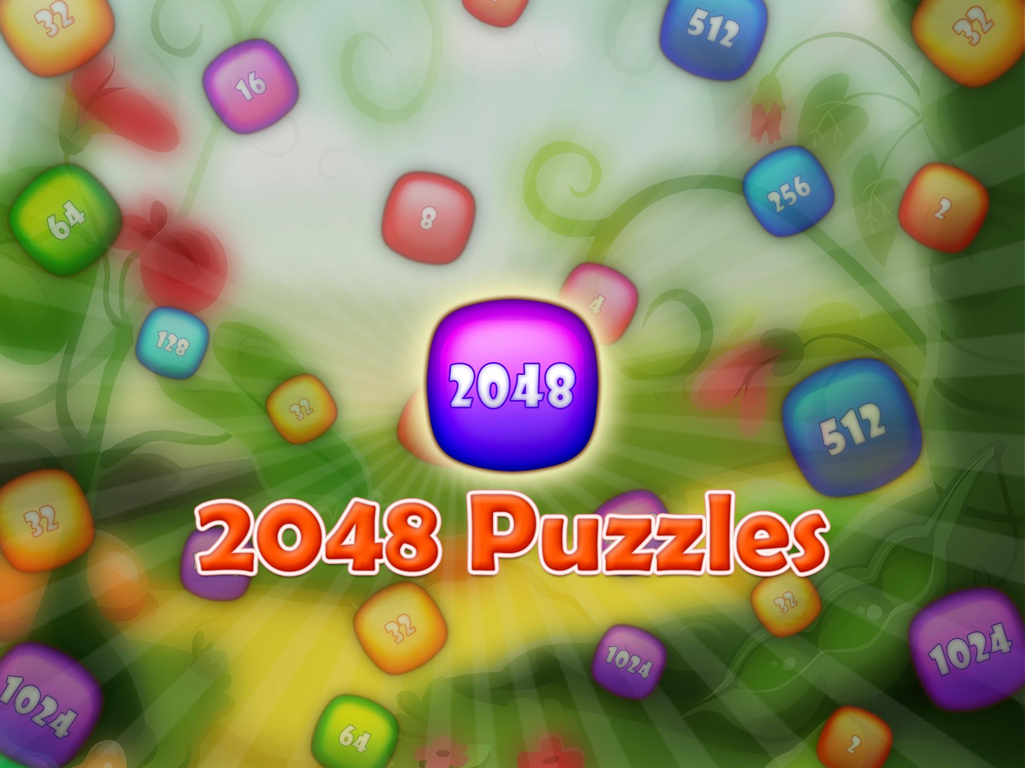 2048 Puzzles