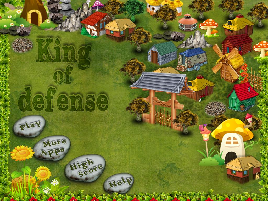 King Of Defense