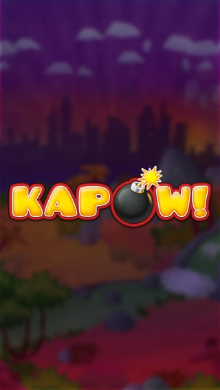 Kapow! Stop the bomb drop