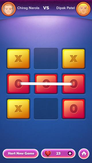 Multiplayer Tic-Tac-Toe