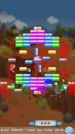 Magic Ball: The Brick Breaker Puzzle Game