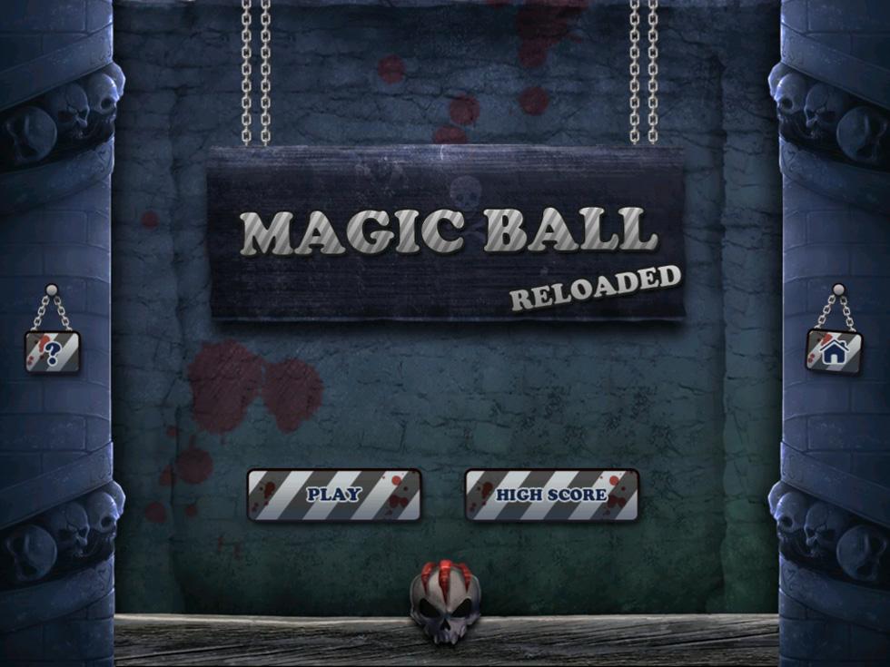 Magic Ball Reloaded