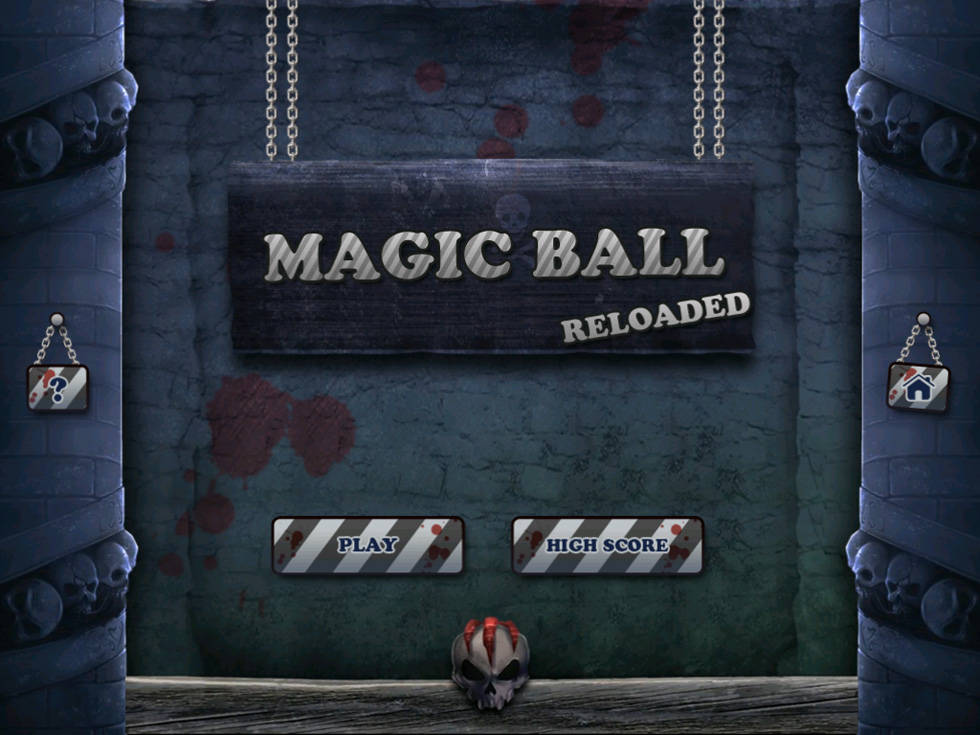 Magic Ball Reloaded Lite