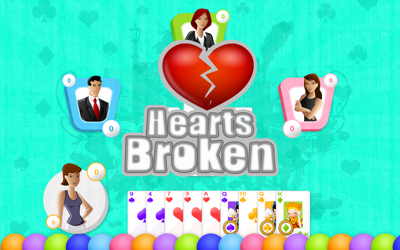 Solitaire Hearts