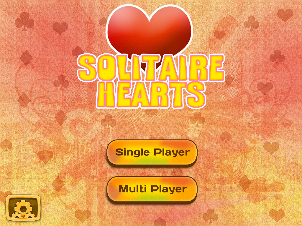 Solitaire Hearts Multiplayer