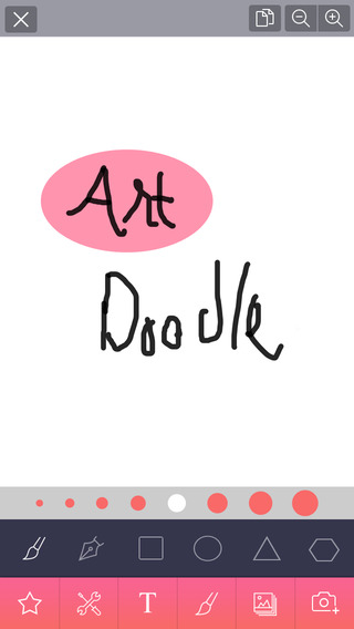 Art Doodle: 4 apps in 1