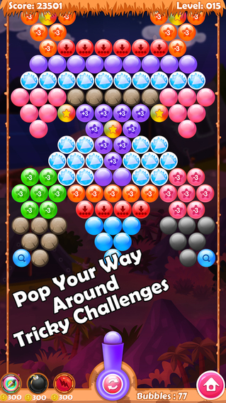 Bubble Shooter Puzzles