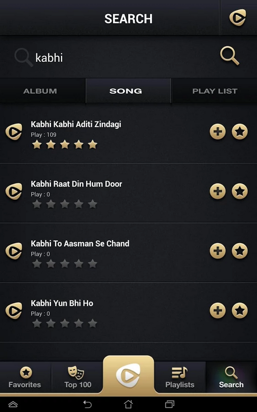 Bollywood Music & Songs